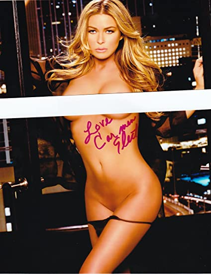 Carmen electra full frontal nudity you were