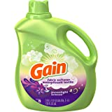 Gain Liquid Fabric Softener, Moonlight Breeze Scent, 3.83 L