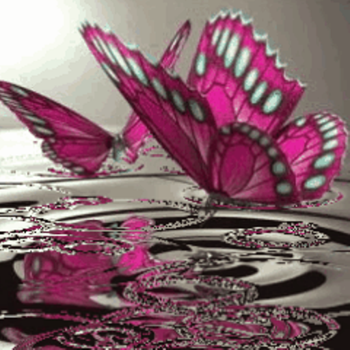 Amazon.com: Butterflies On Water Live Wallpaper: Appstore