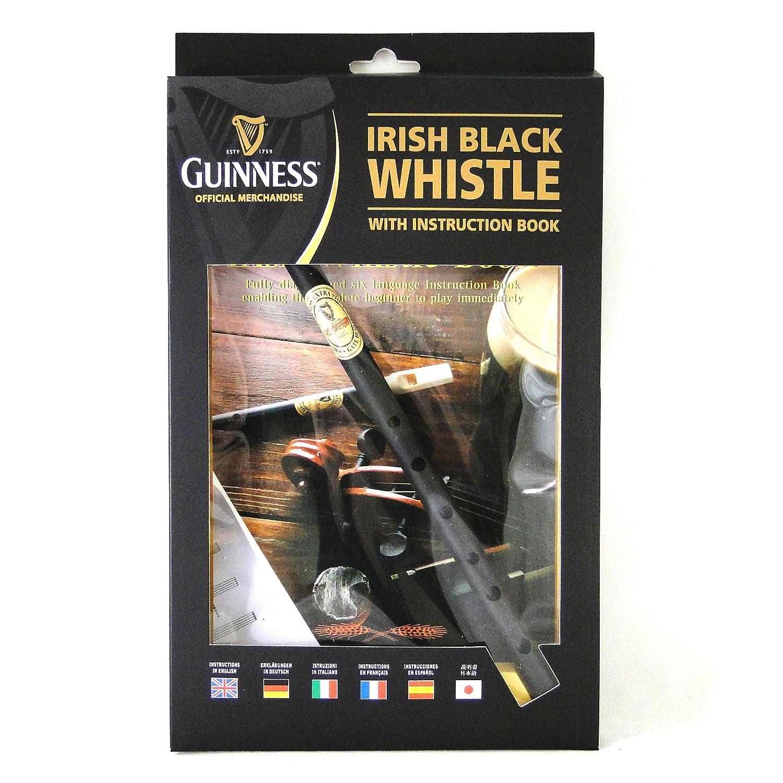 Guinness Tin Whistle e libro  Amazon.it  Strumenti musicali e DJ 6e2166c02661