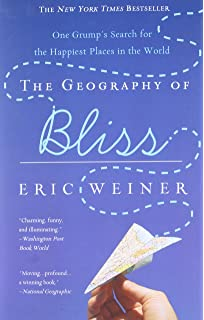 Amazon the geography of genius lessons from the worlds most the geography of bliss one grumps search for the happiest places in the world fandeluxe Images