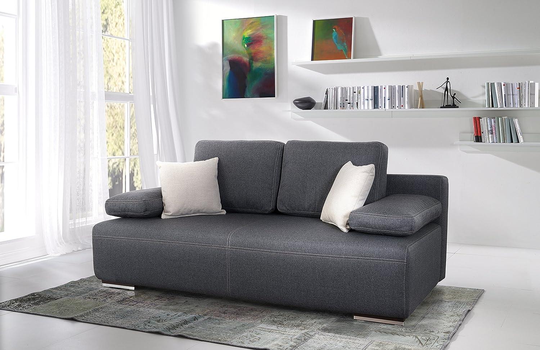 Diseño elegante y colour sofá cama HATO con cajoneras ...