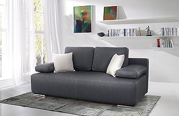 Fesselnd Möbel Für Dich Edles Bettsofa Schlafsofa HATO Mit Bettkasten Federkern  Bezug Aus Webstoff Savanna Farbe Wählbar