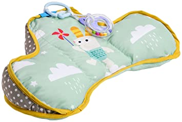 Amazon Com Taf Toys Baby Tummy Time Pillow Perfect For 2 6