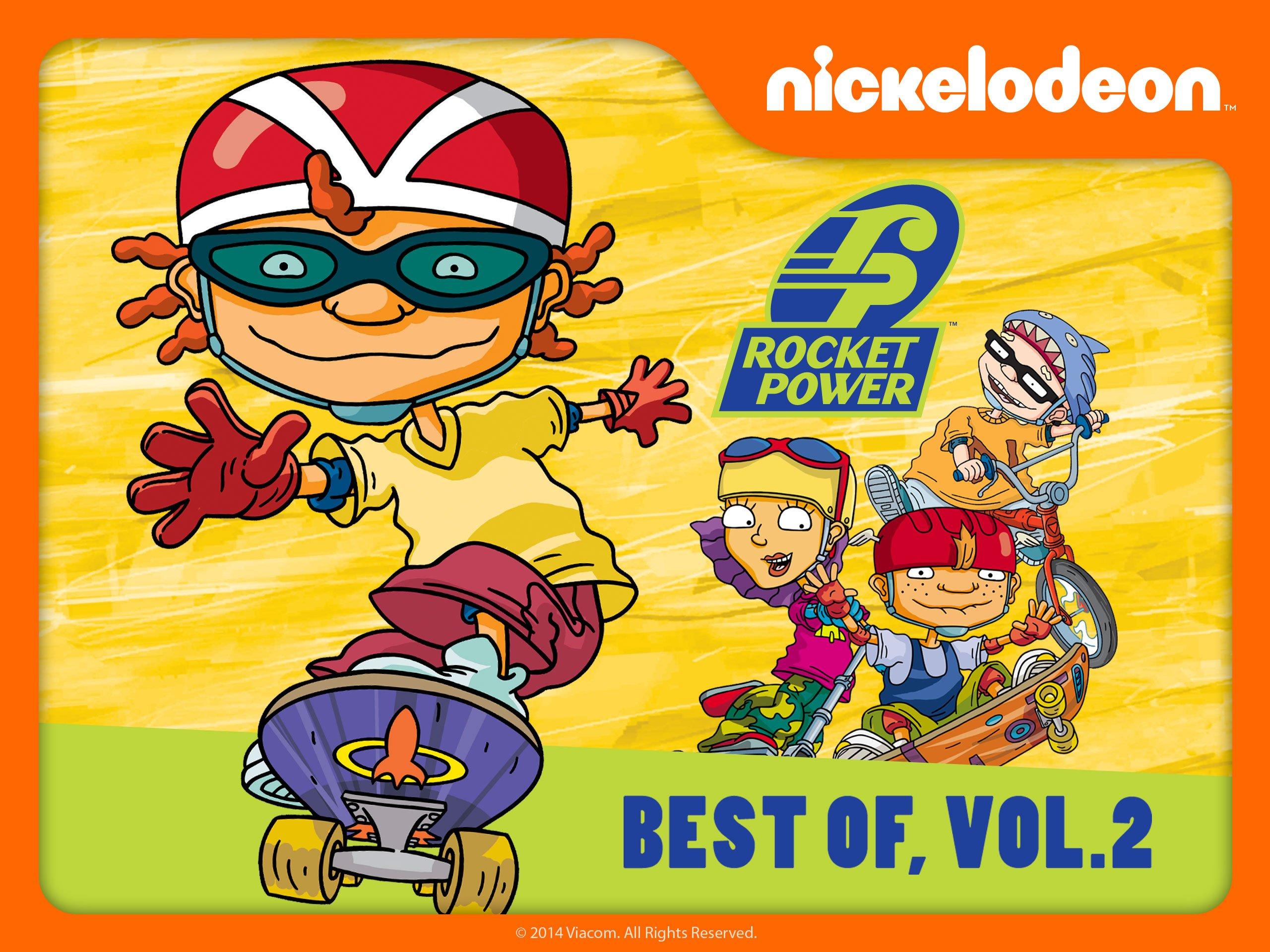Amazon com: Watch Rocket Power Volume 7   Prime Video