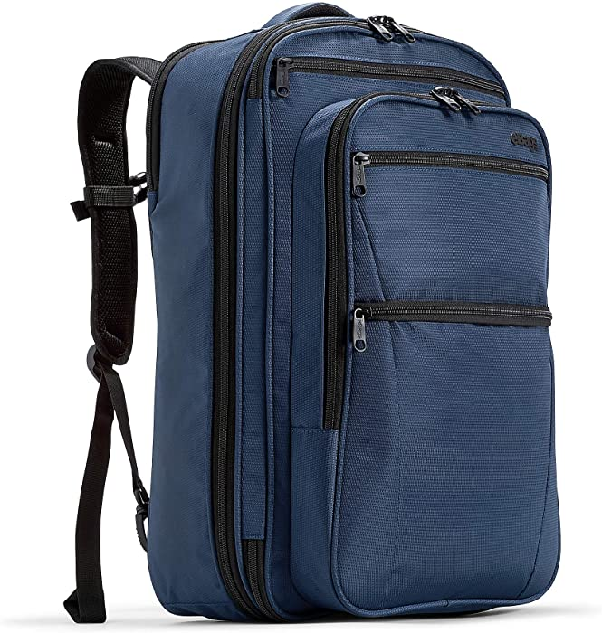 eBags EXO Travel Backpack (Sapphire Blue)
