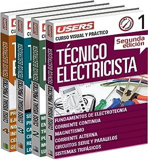 Electricidad - Técnico electricista - 2da. Edición (Spanish Edition)
