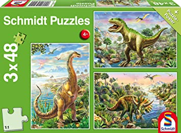 Schmidt Spiele 56202 48pieza(s) Puzzle - Rompecabezas (Jigsaw ...