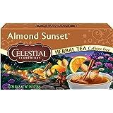 Celestial Seasonings Almond Sunset Herbal Tea, 20 Count