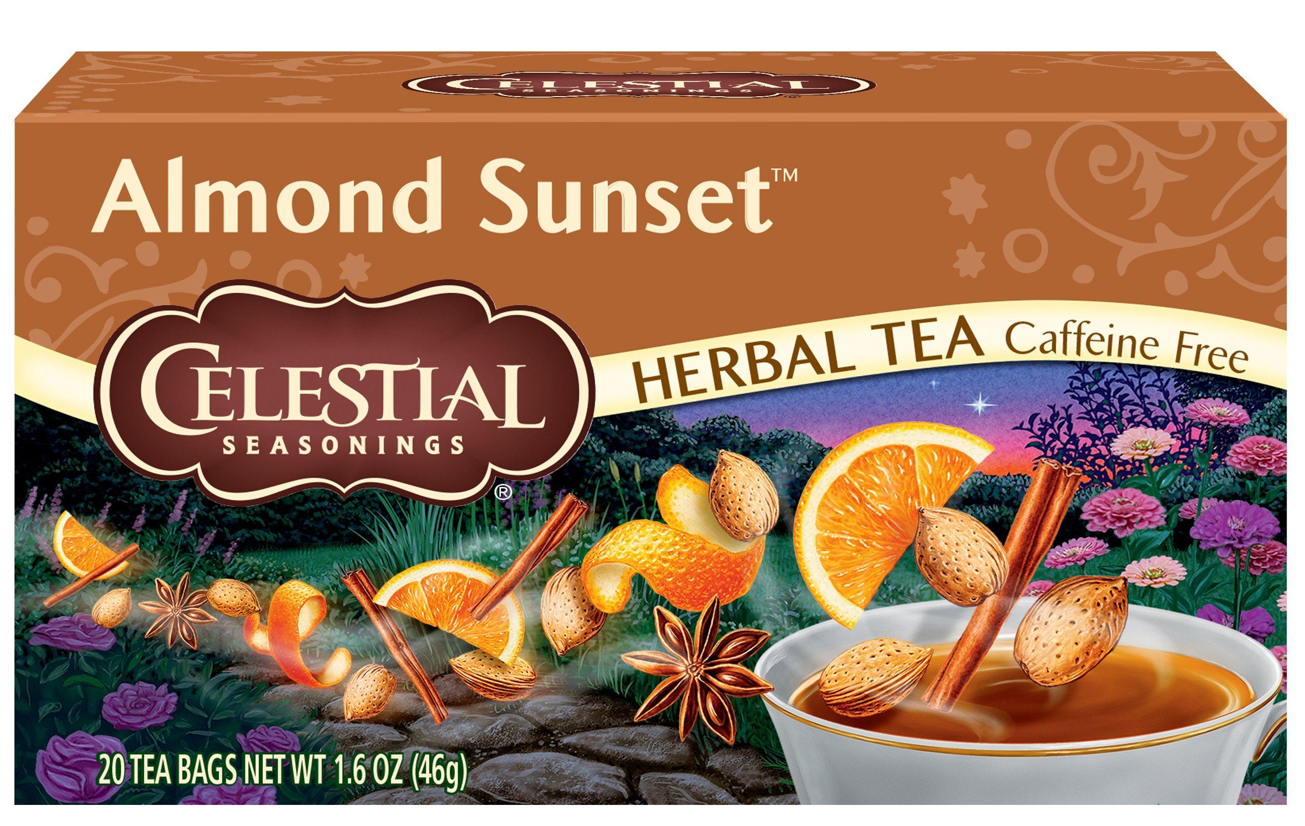 Almond pleasure tea