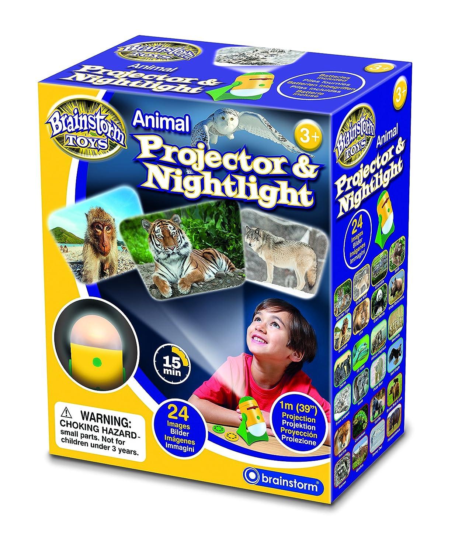 Brainstorm Toys E2053 - Proyector de animales, juguete científico ...