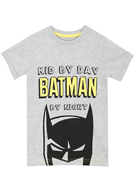 Batman Camiseta Para Niño - DC Comics - 12-18 Meses
