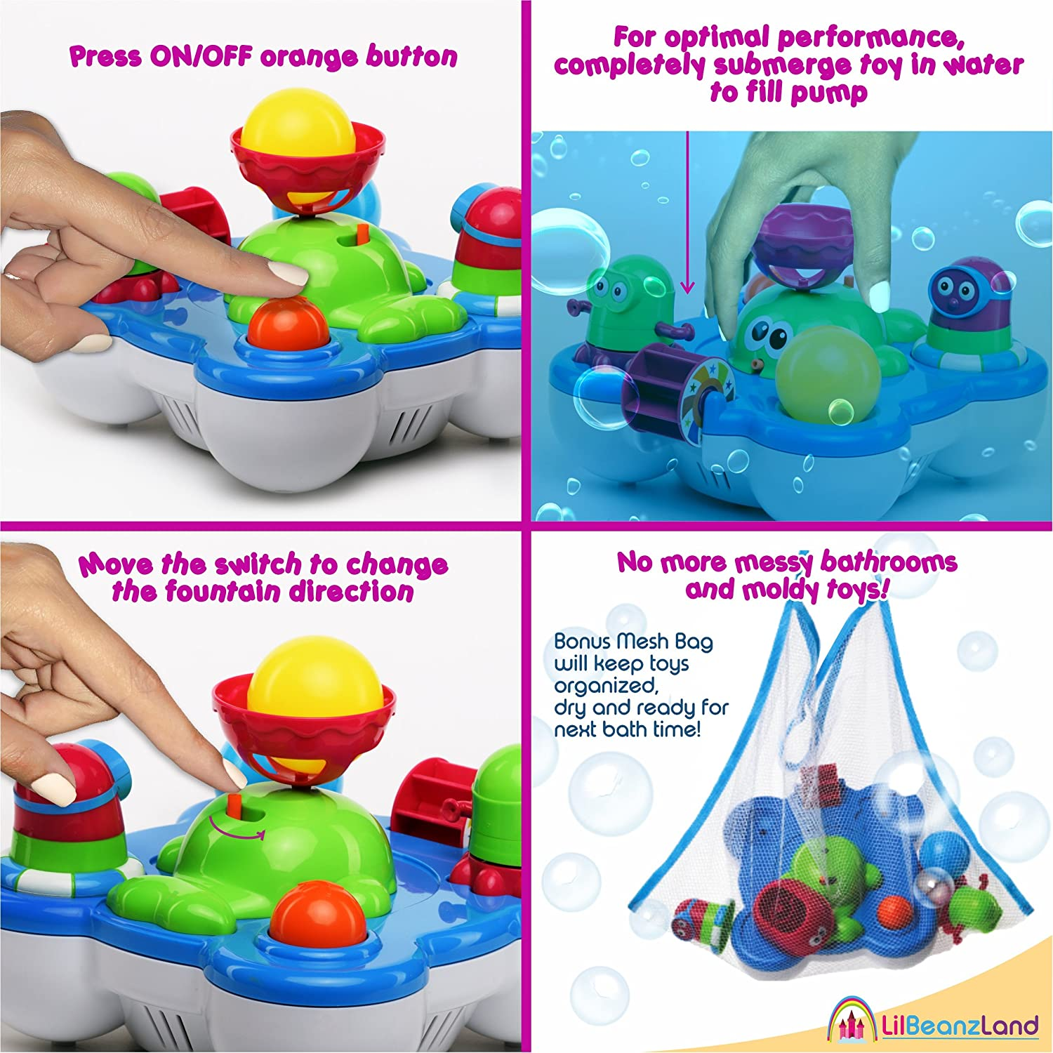 Pools & Water Fun Water Balloons Good Childrens Bath Water Whale Turn Toy Shower Shower Baby Children Play Water Toys