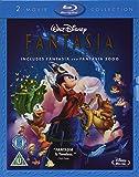 FANTASIA/FANTASIA 2000 Mag Gift BD RET [Blu-ray] [Region Free]