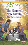 The Nanny's New Family (Caring Canines Series Book 4)