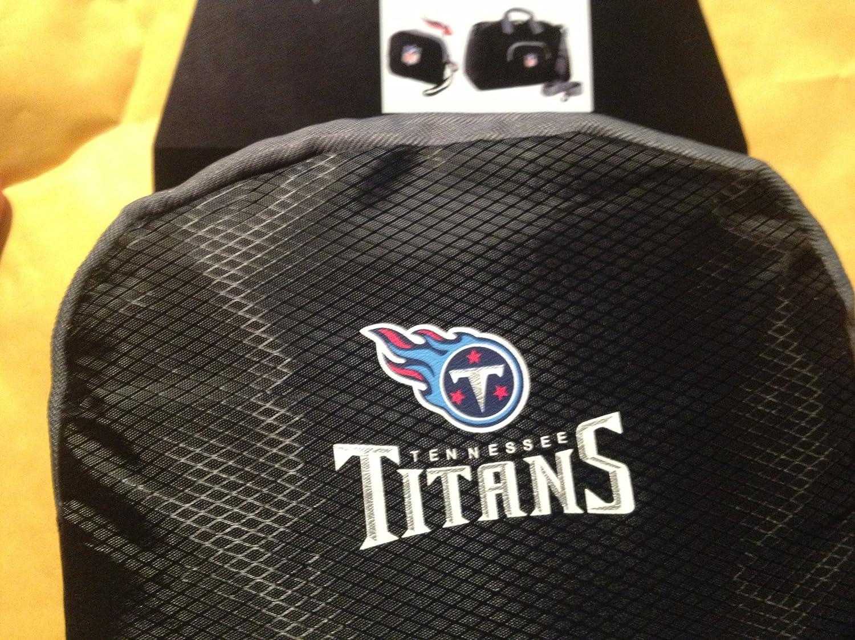 手数料安い NFL NFL Tennessee B00HGM27WO Titans折りたたみ式ダッフルバッグ B00HGM27WO, 清潔キレイ館:2a8f93de --- vanhavertotgracht.nl