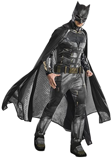 Costume Tactical CoMen's Rubie's League Heritage Batman Costume Justice Grand qUVpGzMS