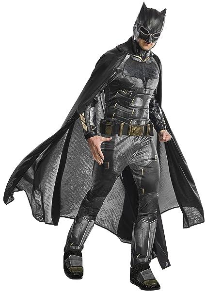 Rubies Costume Co. Mens Justice League Grand Heritage Tactical Batman Costume
