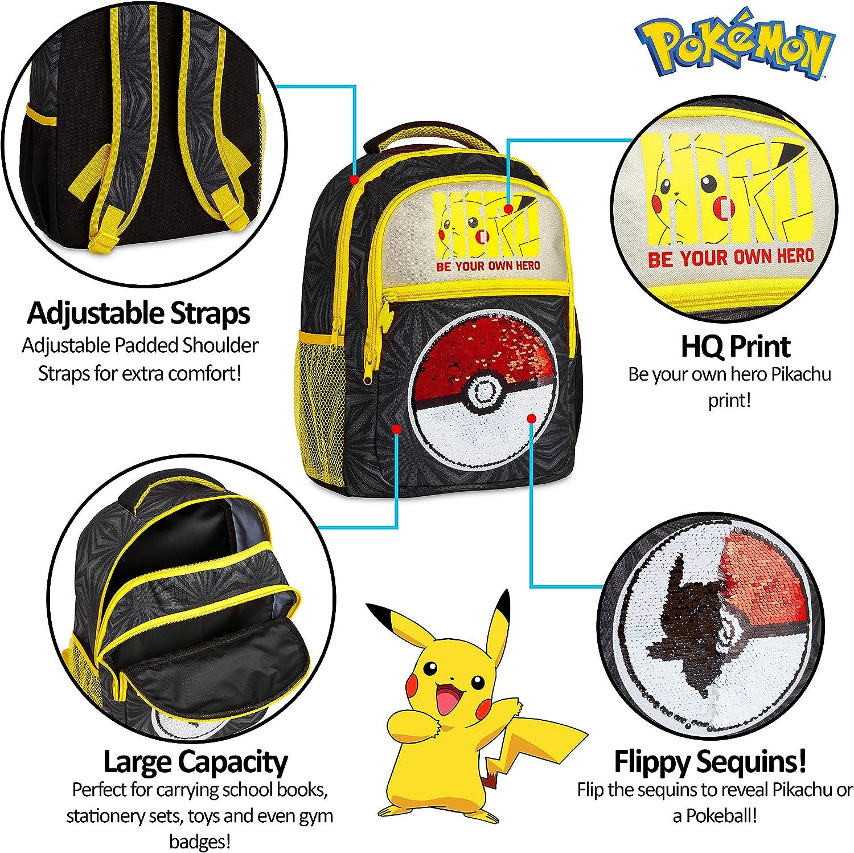 PokémonMochilas Escolares