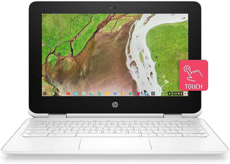HP 2-in-1 Convertible Chromebook 11.6 HD IPS Touchscreen, Intel Celeron N3350 Processor, 4GB Ram 32GB SSD, Intel HD Graphics, Wi