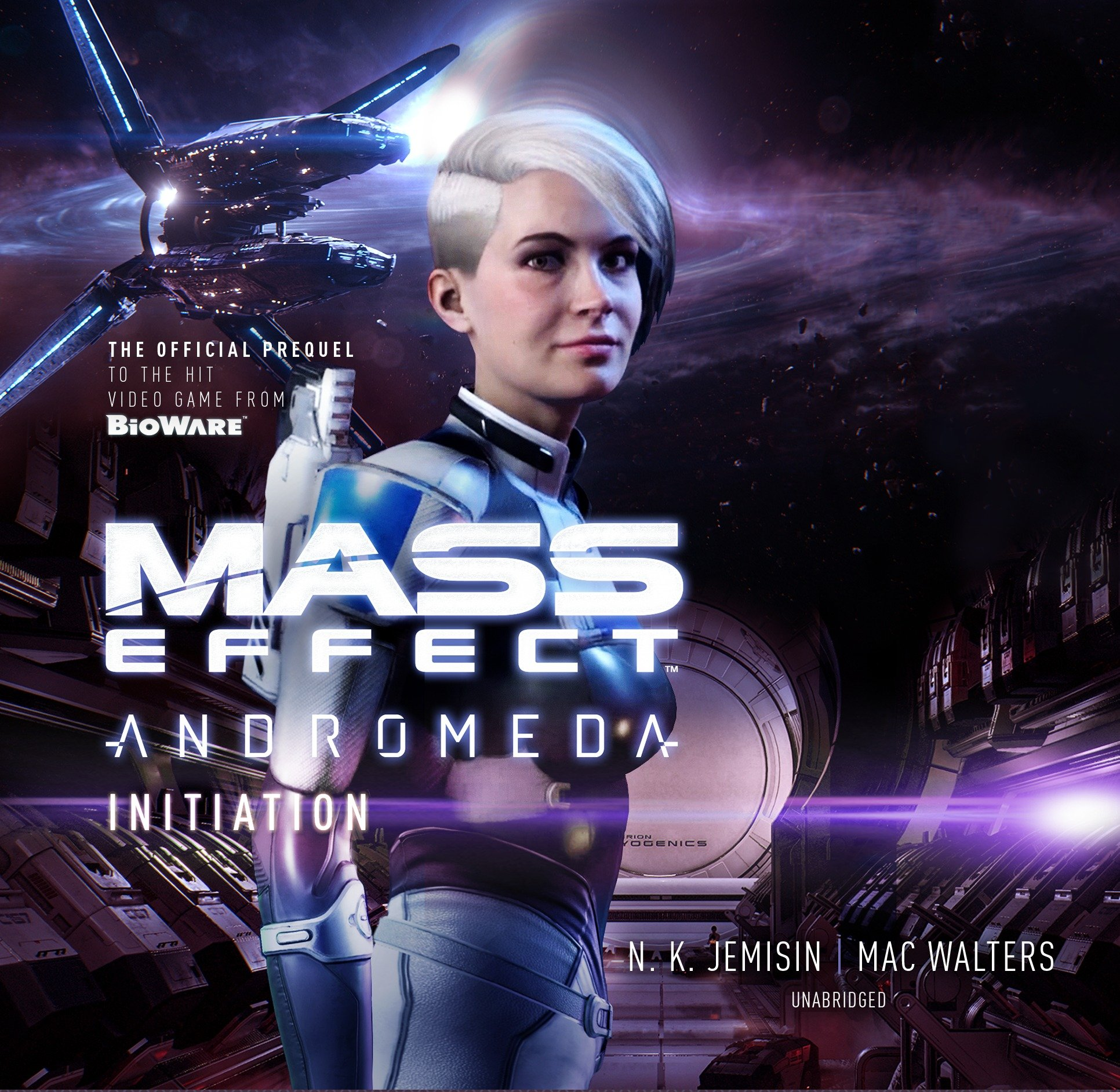 Mass Effect Andromeda Initiation Mass Effect Andromeda Series Book 3 N K Jemisin Mac Walters 9781470821562 Books Amazon Ca