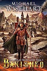 Banished (Street Rats of Aramoor: Book 1) Kindle Edition