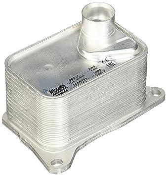 Nissens 90914 Radiador de Aceite Motor