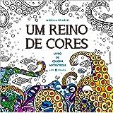 Jardim Encantado - Livro de Colorir Antiestresse na Amazon
