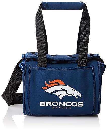 NFL Denver Broncos 12-Pack Insulated Drink Tote  Amazon.com.mx ... 1e6db72f489