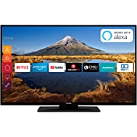 Telefunken XF49G511 124 cm (49 Zoll) Fernseher (Full HD, Triple-Tuner, Smart TV, Prime Video)