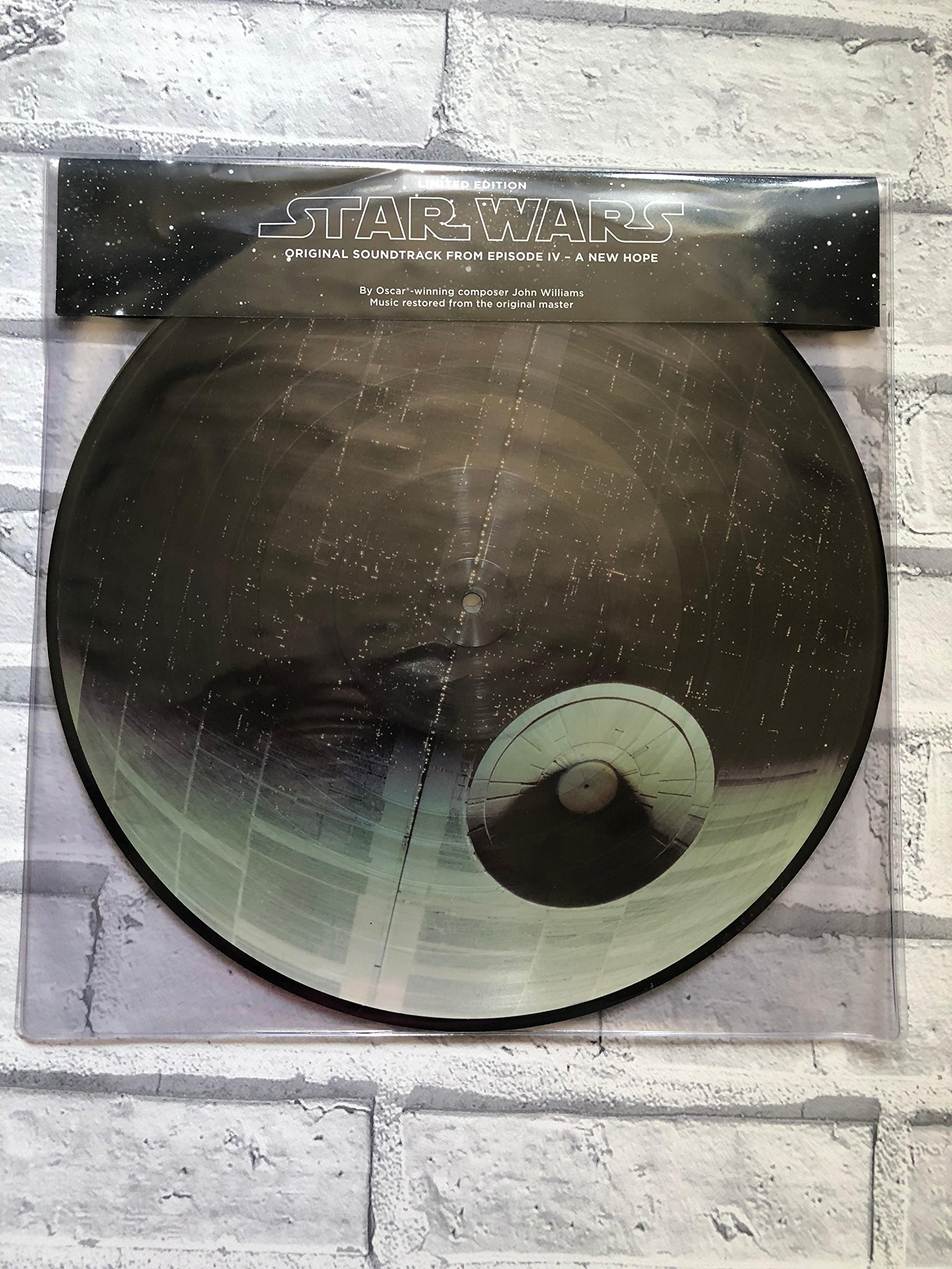Star Wars Episode Iv A New Hope Original Soundtrack Buy Online In Cayman Islands John Williams Composer Products In Cayman Islands See Prices Reviews And Free Delivery Over Ci 60 Desertcart