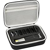 Brappo Hard Case for Philips Norelco Multigroom Series 7000,Men's Grooming Kit with Trimmer MG7750/49/MG5750 Storage…