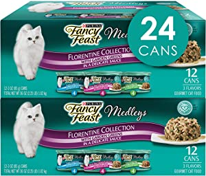Purina Fancy Feast Cat Food