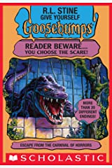 Give Yourself Goosebumps: Escape from the Carnival of Horrors Kindle Edition