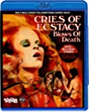 Cries of Ecstasy, Blows of Death/Invasion of the Love Drones [Blu-ray + DVD]