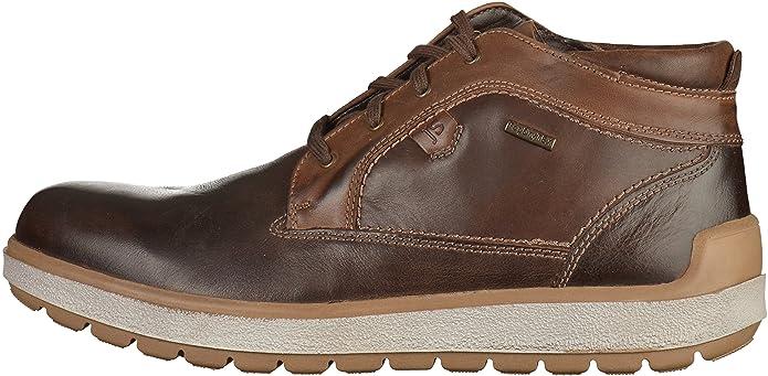9622e8d5e1068 Josef Seibel 11756 MA710 Mens brown Leather Lace Ups, 49 EU: Amazon.co.uk:  Shoes & Bags