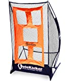"""Bownet 7'4"""" x 4' Portable Solo Kicker Punting and Kicking Practice Net"""