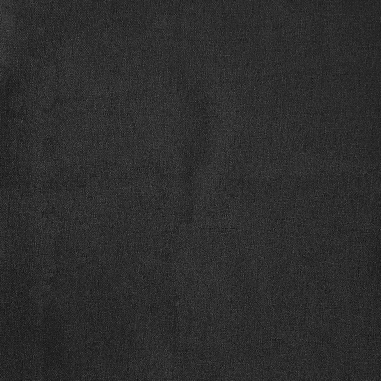 Deconovo Lot de 4 Housse de Coussin Decoraton Exterieur 40x40cm Effet Lin Une Fermeture a Glissi/ère Inviside Housse de Coussin Enfant Fille en Lit Adulte Bleu Ciel