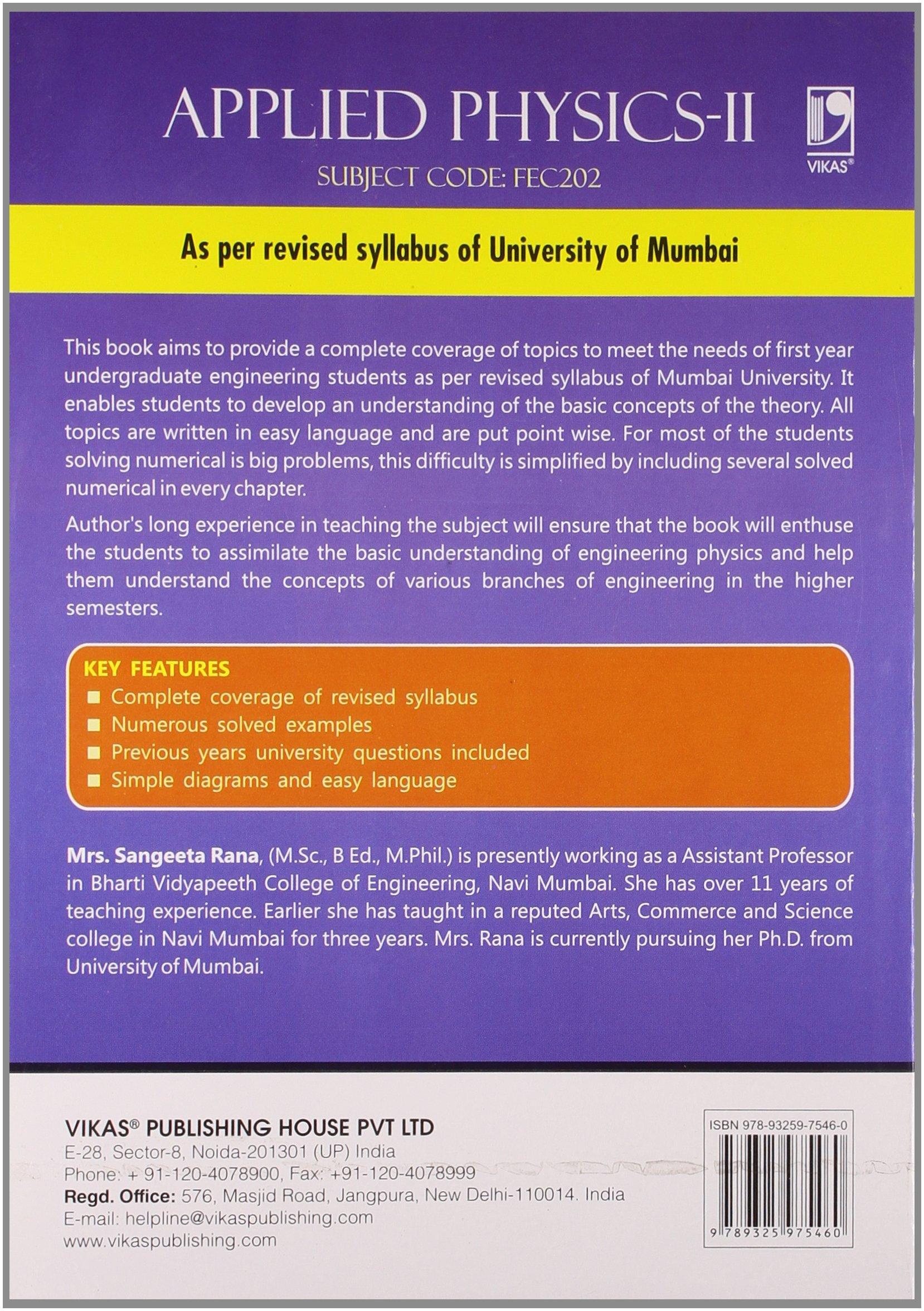 Buy applied physics ii university of mumbai book online at low buy applied physics ii university of mumbai book online at low prices in india applied physics ii university of mumbai reviews ratings amazon malvernweather Choice Image