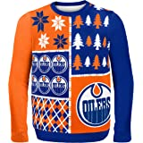 NHL Busy Block Ugly Sweater