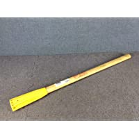 AMES 2036900 Replacement Wood Railroad/Clay Pick Handle, 36 Inch, Steel