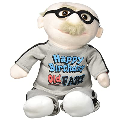 "Chantilly Lane 9"" Old Fart Sing Happy Birthday Plush: Toys & Games"