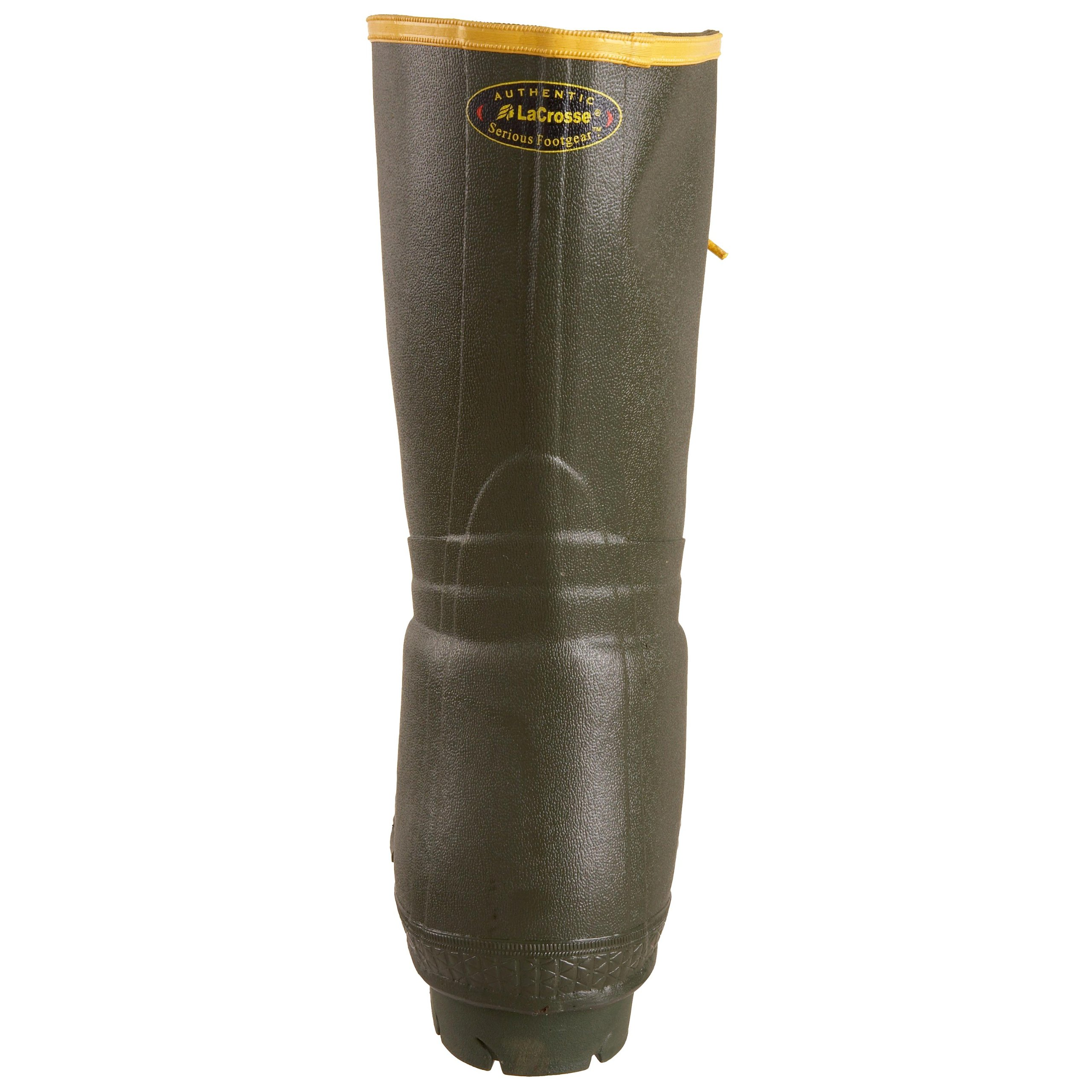 LaCrosse Men's 12'' Insulated Pac Mid-Calf Boot,Olive Drab Green,9 M US by Lacrosse (Image #2)