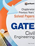 Chapterwise GATE Solved Papers (2015-2000) Civil Engineering (Old Edition)
