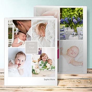 Fotobuch Taufe Unbedingt 96 Seiten Hardcover 234x296 Mm