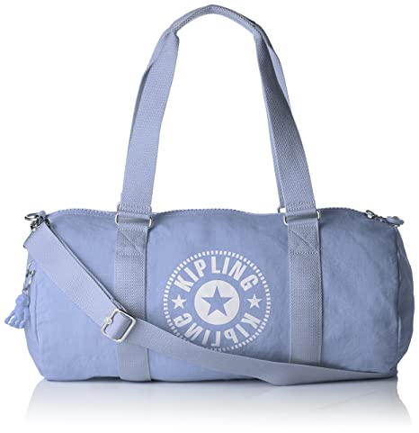 c5f8a50b794 Kipling Onalo Duffle Bag - Timid Blue: Amazon.ca: Luggage & Bags