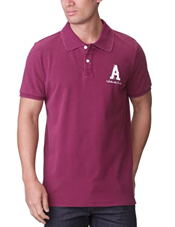 Lee Cooper Adani-Polo para Hombre, diseño con Logotipo de algodón ...