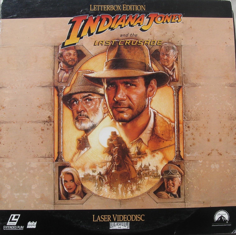 Amazon.com: Indiana Jones and the Last Crusade (English