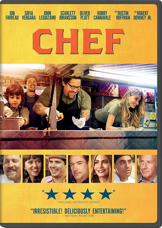 Amazon.com: Chef: Jon Favreau, Sofia Vergara, John Leguizamo ...