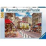 Ravensburger Quaint Shops - 500 Piece Puzzle